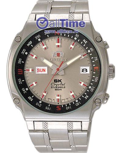 Мужские наручные часы Orient EM5H001K