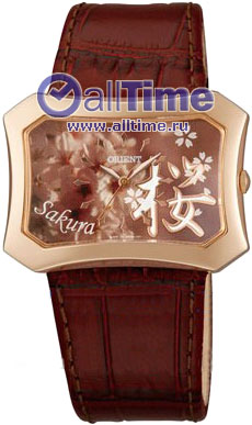 Женские наручные часы Orient UBSQ003Z