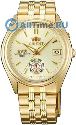 Мужские наручные часы Orient EM5J00HC