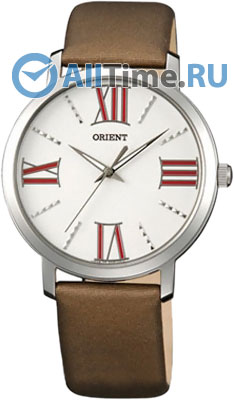 Женские наручные часы Orient QC0E004W