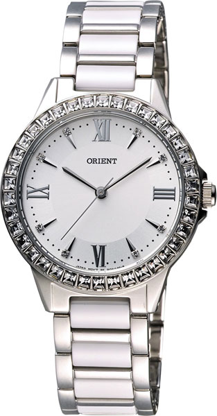 Женские наручные часы Orient QC11004W