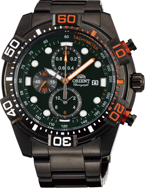 Мужские наручные часы Orient TT16001F
